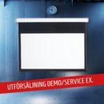 Lite Manual Screen – projektorduk