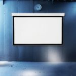 Crown Electric Screen – Projektorduk