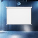 Inceiling Electric Screen – Projektorduk