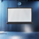 Tabletop Projection Screen – Projektorduk